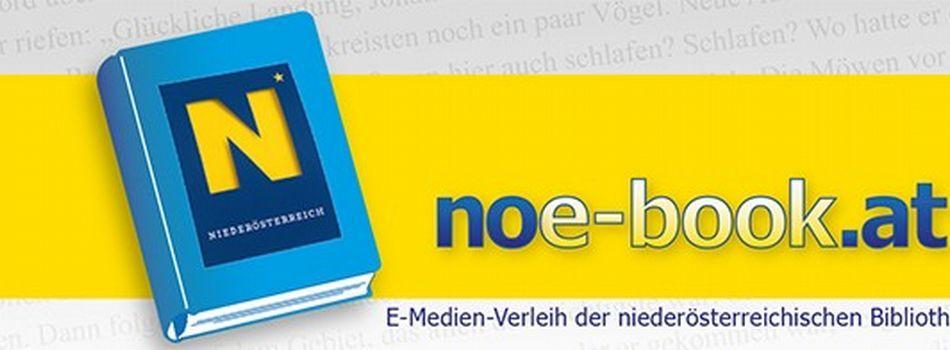 <div class=slidertitel>Noe-book</div><div class=slidertext>Ihre Zugangsdaten für noe-book.at können Sie auch <br/>telefonisch oder per Mail beantragen. Ein Jahresabo kostet <br/>20 Euro. Jugendliche lesen noch bis 1. Februar gratis.<br/></div>