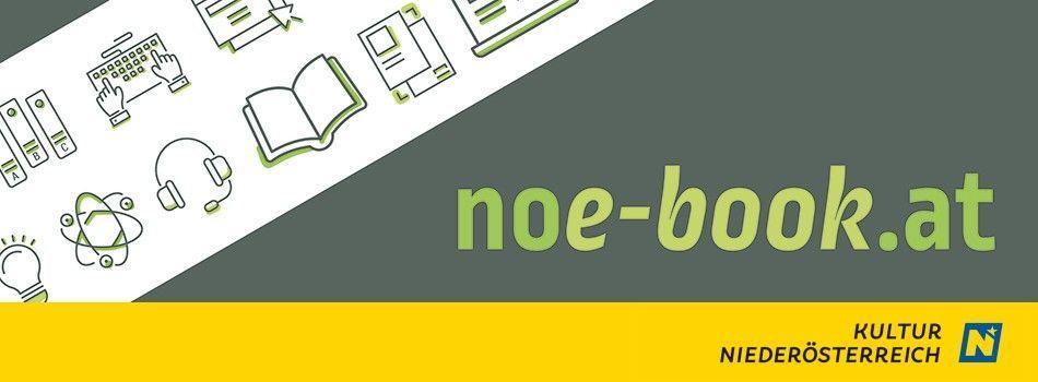 <div class=slidertitel>Bei uns bekommen Sie einen Zugang zur digitalen Bibliothek des Landes NÖ</div><div class=slidertext>Alle Infos unter Medien - noe-book</div>