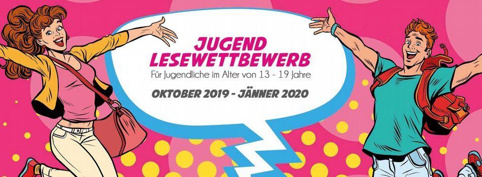 <div class=slidertitel>Read & Win </div><div class=slidertext>Mitmachen & gewinnen! <br/>Ein Lesewettbewerb für Jugendliche aus Niederösterreich<br/>zwischen 13 und 19 Jahren. </div>