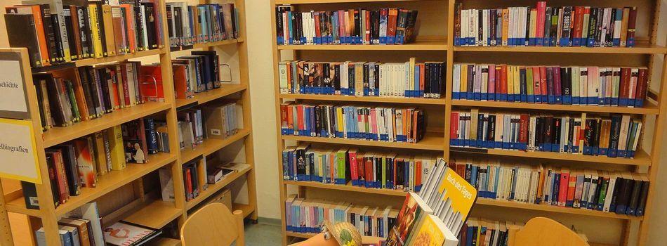 Die Bücherei ist aufgrund der aktuellen Situation ab sofort bis auf weiteres geschlossen!<br/>Ab wann wieder geöffnet ist, geben wir hier auf unserer Homepage bekannt.<br/>Während dieser Zeit fallen natürlich keine Versäumniskosten an!<br/>