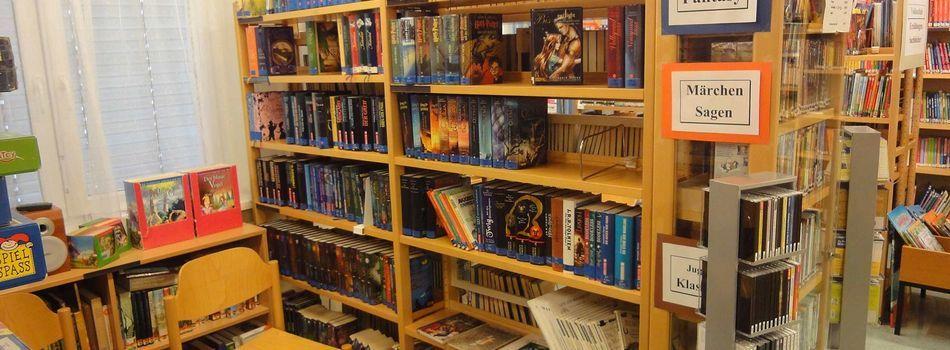 Die Bücherei ist aufgrund der aktuellen Situation ab sofort bis auf weiteres geschlossen!<br/>Ab wann wieder geöffnet ist, geben wir hier auf unserer Homepage bekannt.<br/>Während dieser Zeit fallen natürlich keine Versäumniskosten an!<br/><br/><br/>