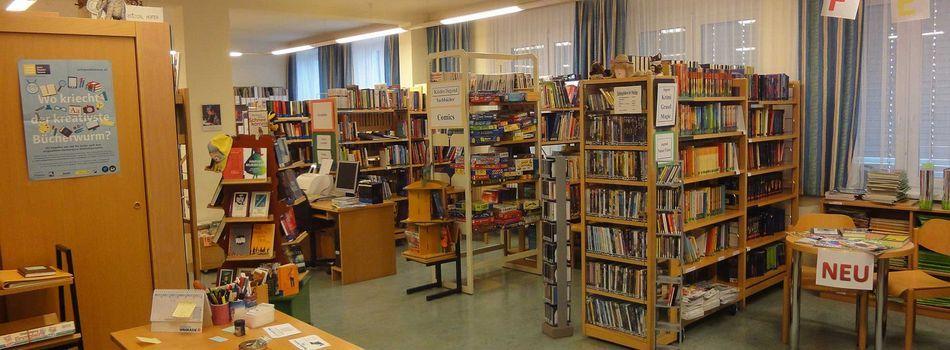 Die Bücherei ist aufgrund der aktuellen Situation ab sofort bis auf weiteres geschlossen!<br/>Ab wann wieder geöffnet ist geben wir hier auf unserer Homepage bekannt.<br/>Während dieser Zeit fallen natürlich keine Versäumniskosten an!<br/>