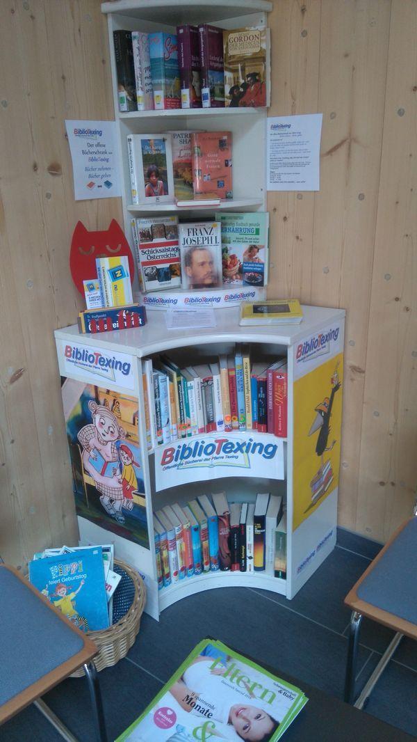 BiblioTexing - Öffentliche Bücherei der Pfarre Texing